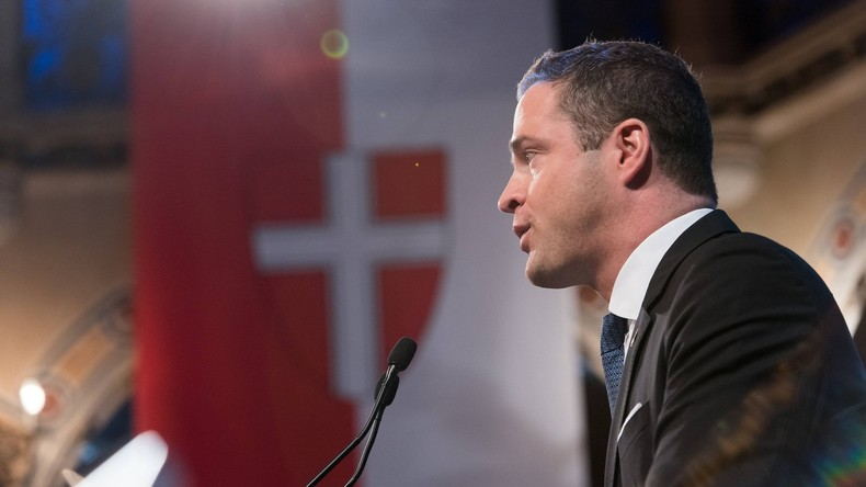 Wiener Vizebürgermeister Gudenus: Sebastian Kurz kopiert Ideen der FPÖ, um Wähler zu gewinnen