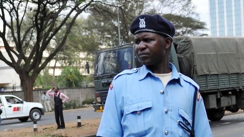 Banküberfall in Kenia - drei Tote