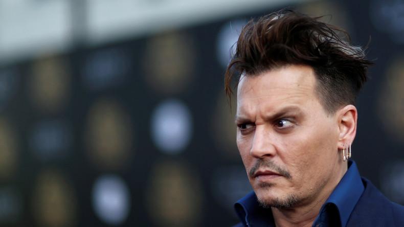 """Johnny Depp: """"Wann wurde das letzte Mal ein Präsident von einem Schauspieler ermordet?"""""""