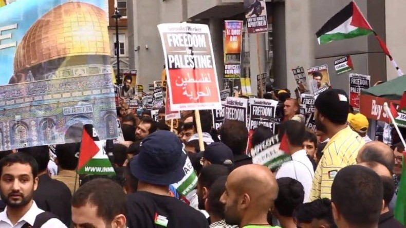 LIVE: Al-Quds-Demo in Berlin – Gegendemonstrationen erwartet