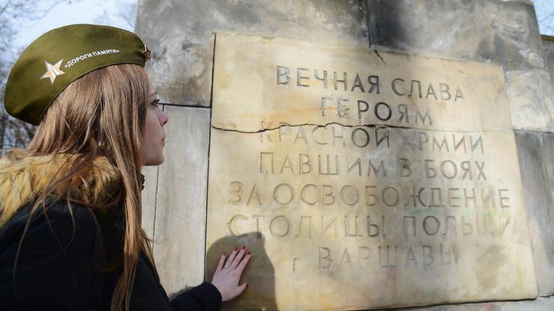 Polnisches Parlament stimmt für Abriss aller 500 sowjetischen Denkmäler im Land