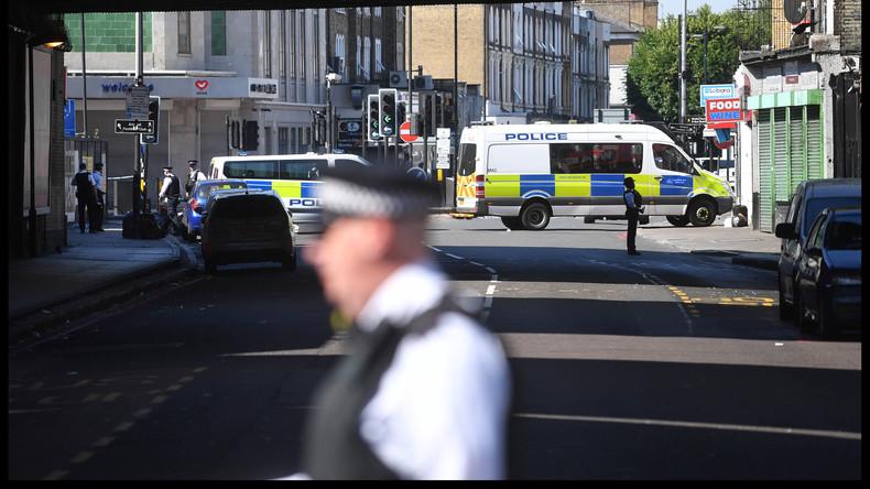Mordanklage: Londoner Lieferwagen-Fahrer handelte aus Muslimenhass