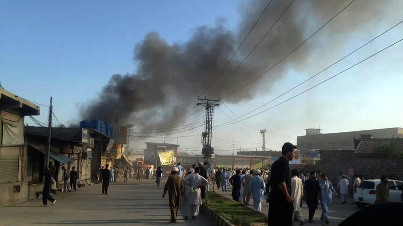 Mindestens 42 Tote bei vier Anschlägen in Pakistan