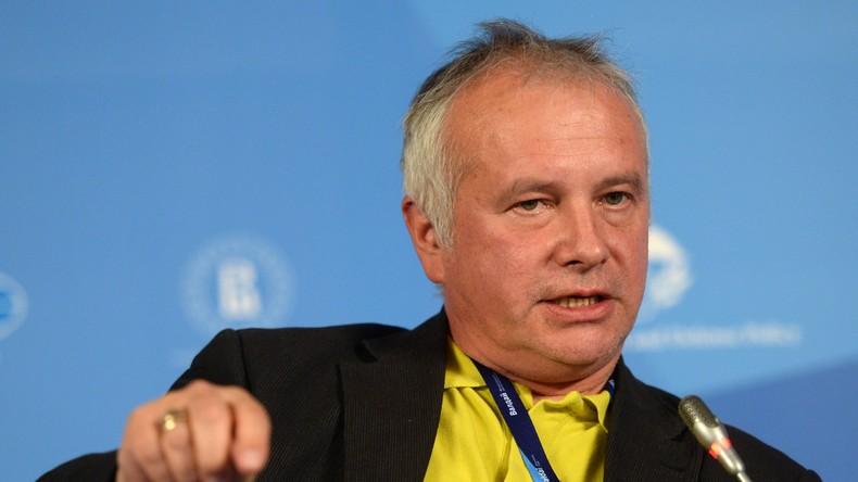 Alexander Rahr exklusiv: Russland ist Geisel interner EU-Auseinandersetzungen