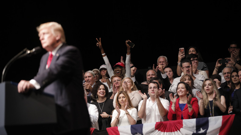 US-Präsident Donald Trump will Kuba wieder blockieren