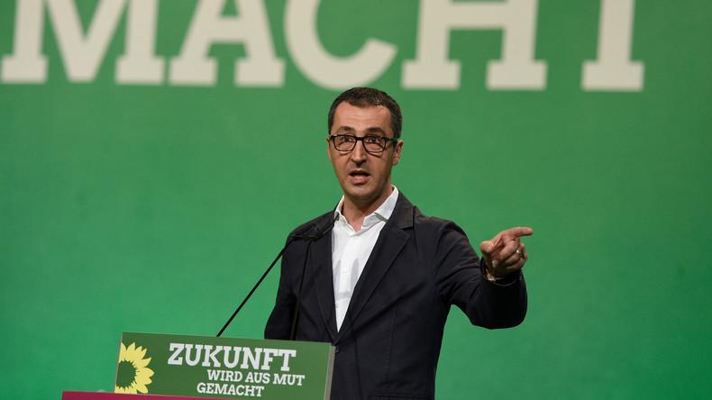 Grüne rufen G20-Gegner in Hamburg zu Gewaltlosigkeit auf