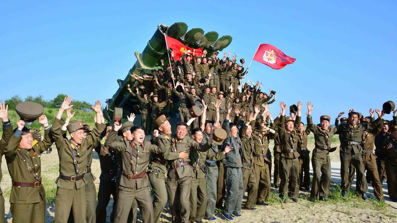 Nordkoreas Soldat flieht nach Südkorea