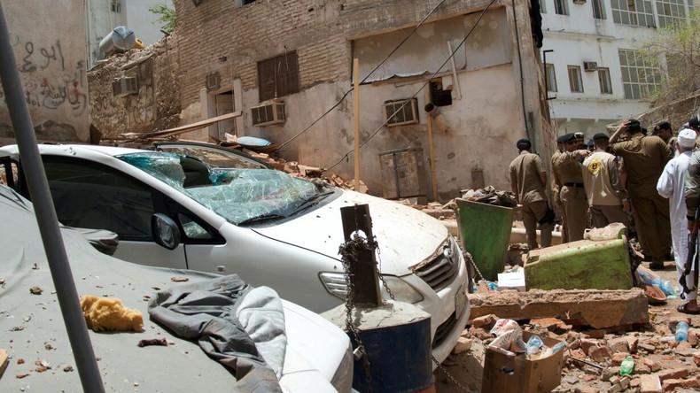 Iran verurteilt vereitelten Anschlag auf Moschee in Mekka