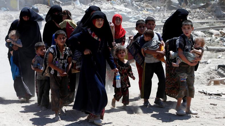 UNO vermeldet Hunderte tote Zivilisten bei Sturm auf Mossuls Altstadt