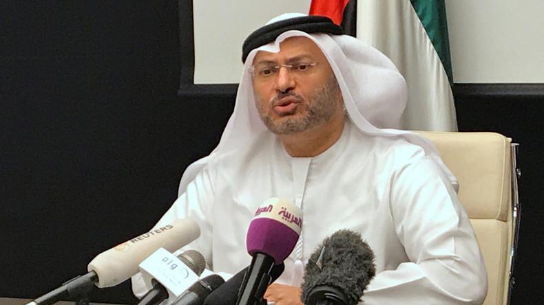 VAE: Katar untergräbt in Krise am Golf Vermittlungsbemühungen
