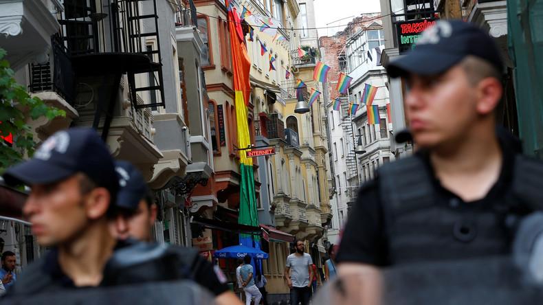 Istanbuler Gouverneur verbietet jährliche Gay-Pride-Parade