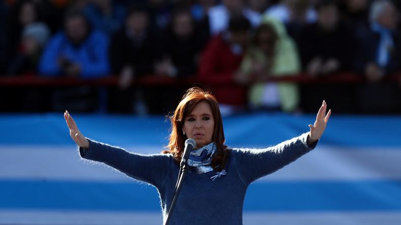 Argentiniens Ex-Präsidentin Cristina Fernández de Kirchner kehrt in die Politik zurück
