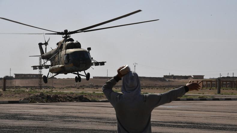 Syrische Armee wehrt Terroroffensive auf Deir ez-Zor ab