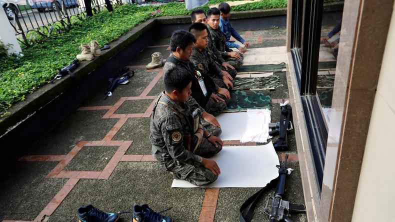 Philippinisches Militär ruft Feuerpause in Marawi aus