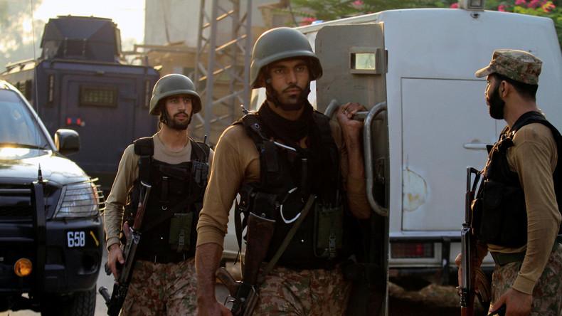 Anschlag in Pakistan: Zahl der Opfer steigt auf 68