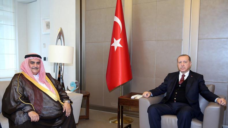 Erdoğan sieht in Forderungen der Golfstaaten an Katar die Verletzung internationalen Rechts