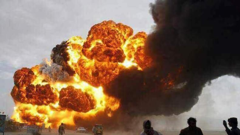 Tanker-Explosion in Pakistan: Zahl der Opfer bereits auf 153 gestiegen
