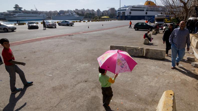 Hitzewelle in Griechenland erwartet