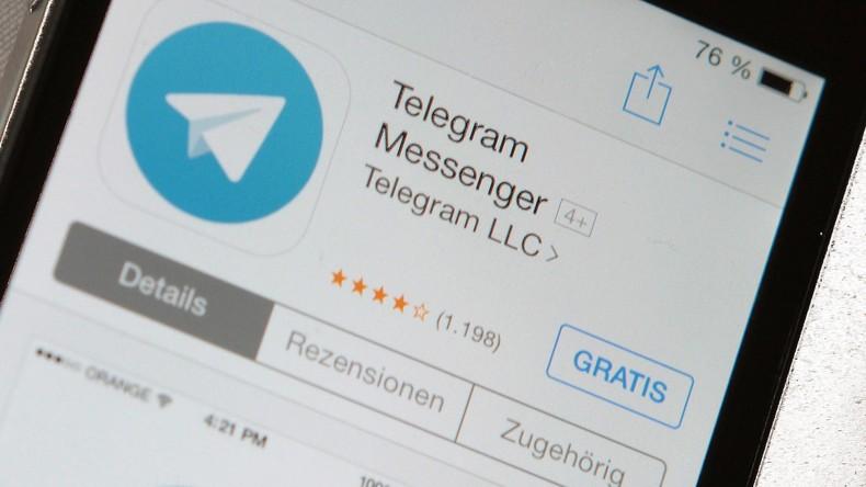 Russlands Geheimdienst: Terroristen nutzten Telegram bei Planung des Anschlags in Sankt Petersburg
