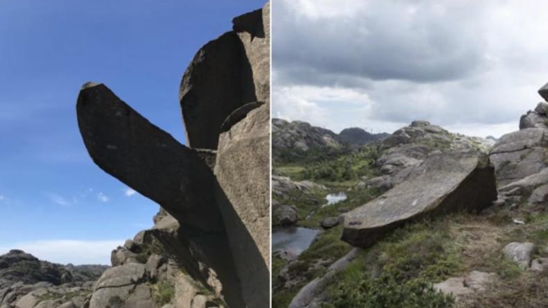 """Nach Vandalismus: Norwegen möchte seinen """"Trollpenis"""" wieder ankleben"""