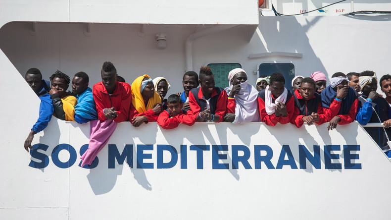 Dresdner Hilfsorganisation wegen versuchter Schleusung von Ausländern angezeigt