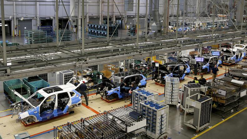 BMW investiert mehr als halbe Milliarde Dollar in seinen weltweit größten Produktionsstandort in USA