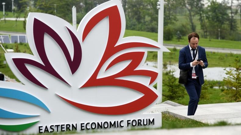 Wladimir Putin wird auf Plenarsitzung des Östlichen Wirtschaftsforums auftreten