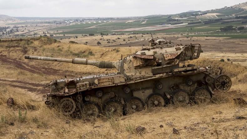Syrien: Israel bombardiert erneut syrische Regierungstruppen