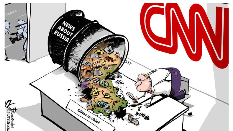 Nach Fake-News-Artikel: CNN ändert Russland-Berichterstattung
