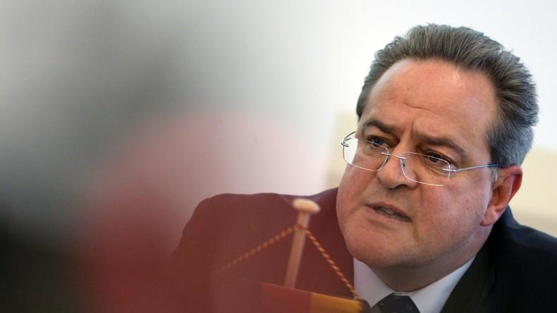 """Bundespolizeichef Dieter Romann: """"G20 größter Polizeieinsatz in diesem Jahr"""""""