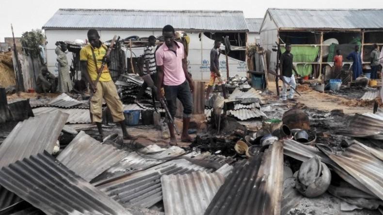 16 Tote bei Selbstmordanschlägen im Nordosten Nigerias
