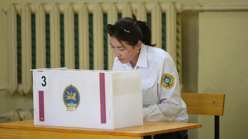 Präsidentschaftswahlen in der Mongolei: Schlappe für Regierungskandidaten
