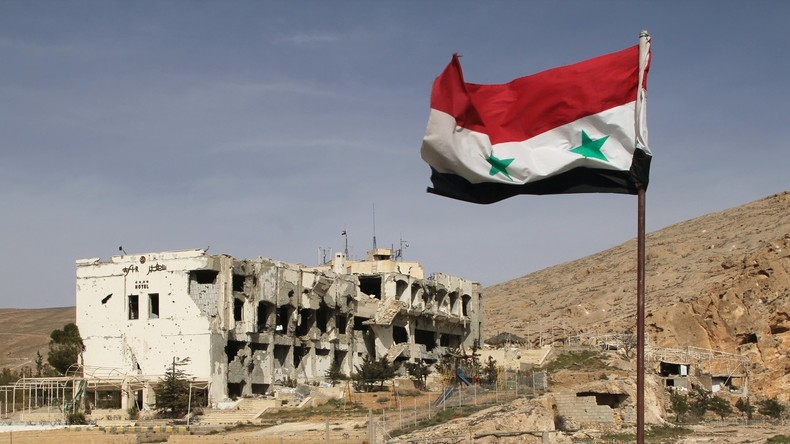 USA werfen Syrien Vorbereitung eines C-Waffen-Angriffs vor und drohen mit Vergeltung