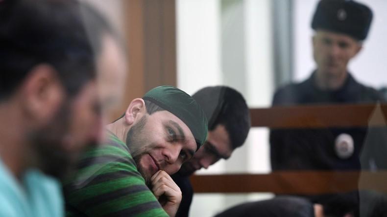 Schwurgericht fällt Urteil zu Mord an Boris Nemzow: Alle Angeklagten schuldig