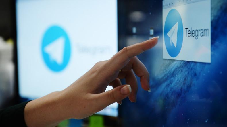Russland vor Blockade des Messengers Telegram: Warum westliche Kritik diesmal lustlos bleibt