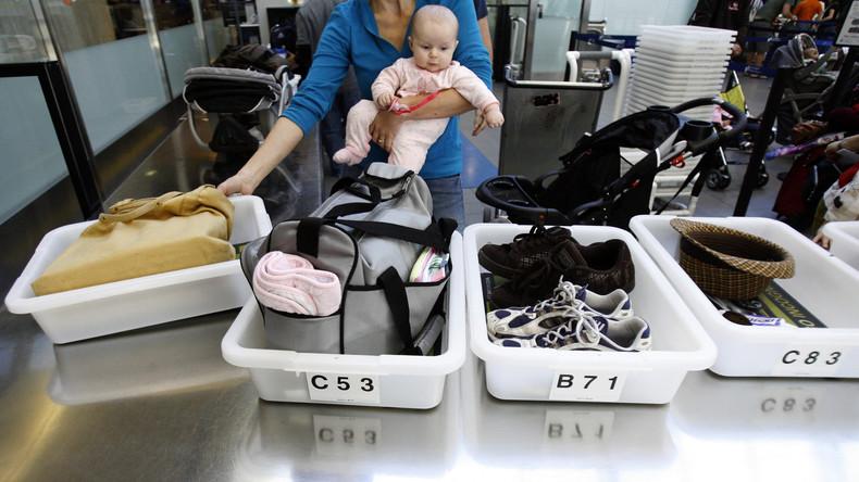 USA: Auf Flughäfen werden nun auch Bücher und Druckschriften kontrolliert