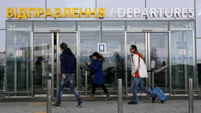 Massiver Cyberangriff in der Ukraine – Computer in Banken, Ämtern und Flughäfen offline gesetzt