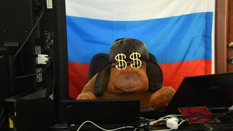 """Ukraine wirft """"russischen Hackern"""" landesweiten Malware-Angriff vor"""