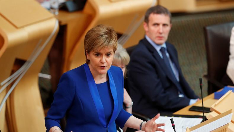 Schottland vertagt Unabhängigkeitsreferendum bis nach den Brexit-Verhandlungen