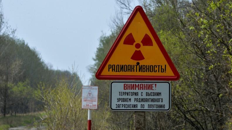 Nach Cyberattacke: Radioaktivität um Tschernobyl manuell überwacht