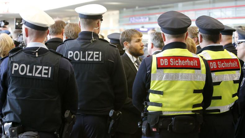 Polizeigewerkschaft: Personalmangel gefährdet Bahnverkehr