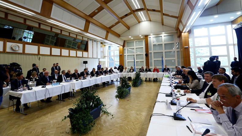 Wiedervereinigung Zyperns wird in Crans-Montana diskutiert