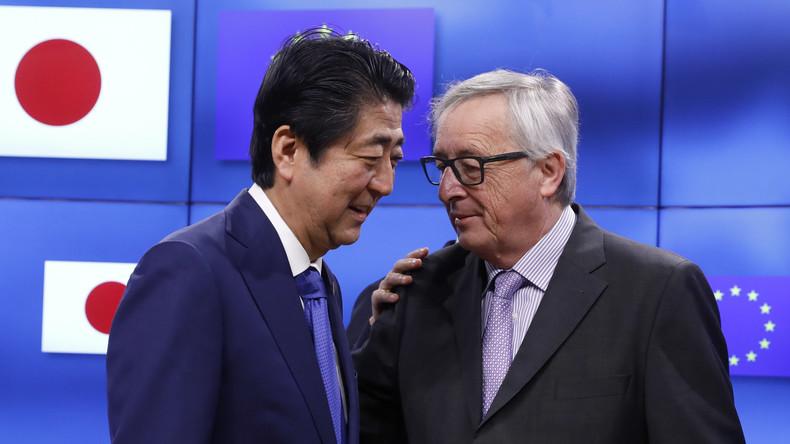 Geheim, geheimer, am geheimsten: Das Freihandelsabkommen zwischen der EU und Japan