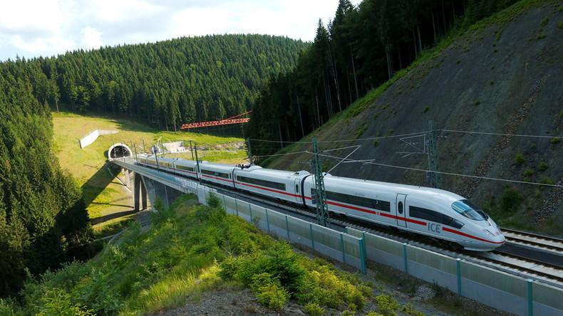 Brüssel scheitert weitgehend im Streit um Deutsche Bahn