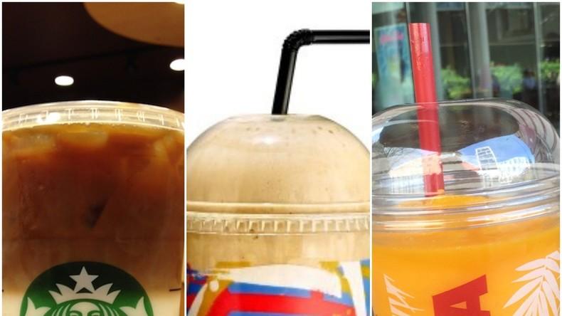 Großbritannien: Fäkal-Bakterien in Eisgetränken bei Starbucks, Costa Coffee und Caffè Nero