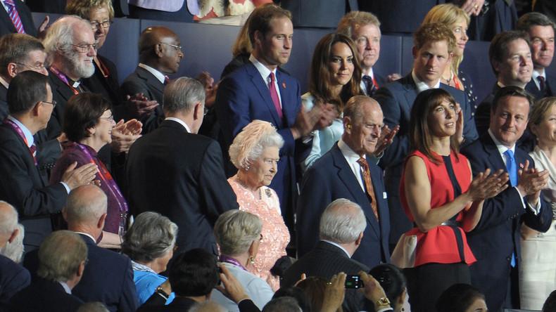 FIFA-Bericht: David Cameron und Prinz William namentlich genannt in WM-Korruptionsskandal