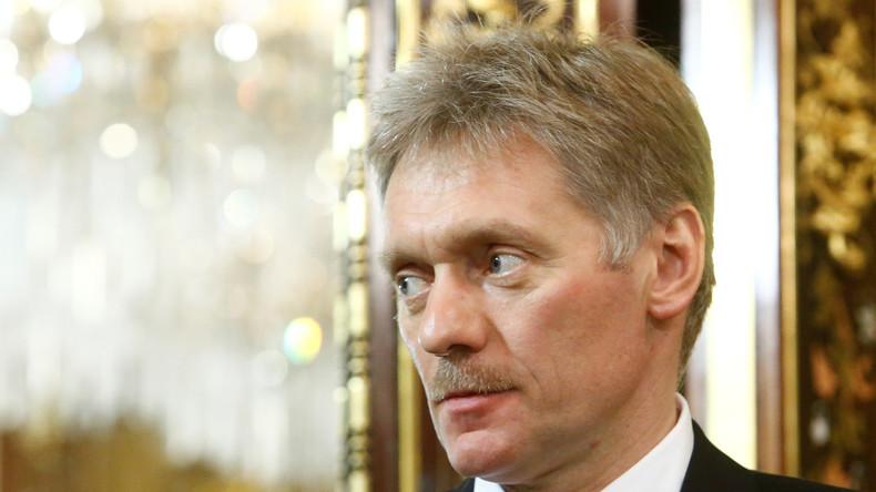 Kreml ruft internationale Gemeinschaft zu gemeinsamen Schritten gegen Cyberkriminalität auf