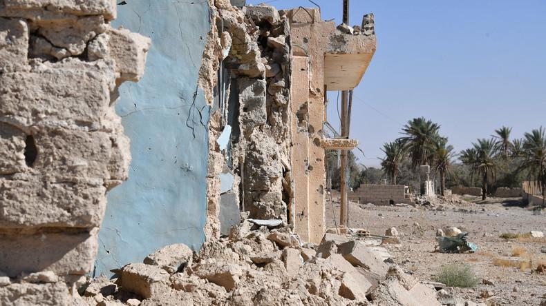Luftangriff der US-Koalition in Syrien - Mindestens 42 Zivilisten tot