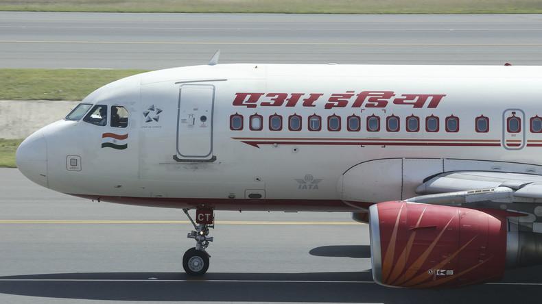 Indische Regierung einigt sich auf Verkauf von Fluglinie Air India