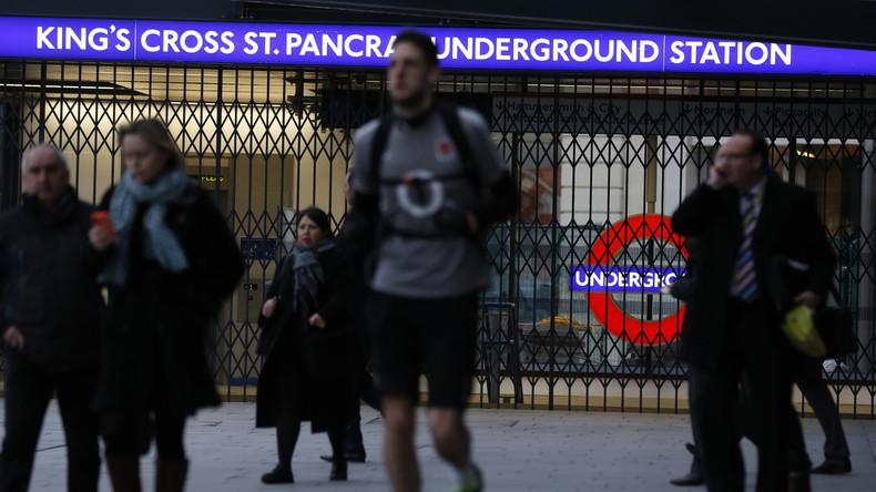 Auto steuerte in Menschenmenge am Londoner King´s Cross - es soll sich um einen Unfall handeln